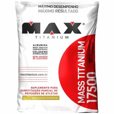 MASS TITANIUM 17500 (1400g) – MAX TITANIUM